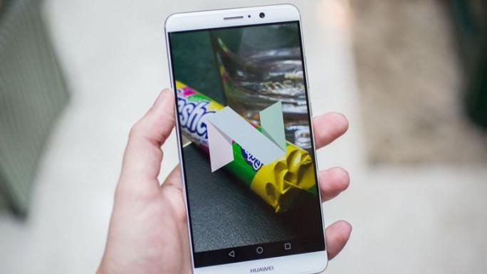 Das Huawei mate 9 kommt Mitte November in Deutschland auf den Markt (Bild: CNET.com)