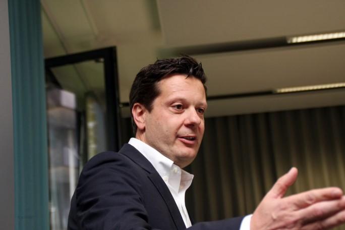 Reinhard Waldinger, Managing Director International, wertet die Privatisierung des Unternehmens als wichtigen Schritt. (Bild: M. Schindler)