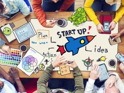 Start-up (Grafik: Shutterstock)
