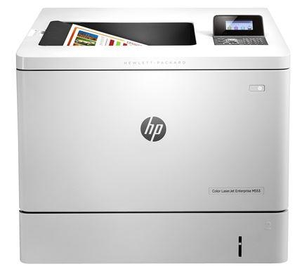 Der HP Color LaserJet Ent M552dn Drucker ist einer der HP-Drucker mit besonderem Schutzniveau und selbtheilenden Fuktionen, wenn der Drucker eine Kompromittierung fest stellt. (Bild: HP Inc.)