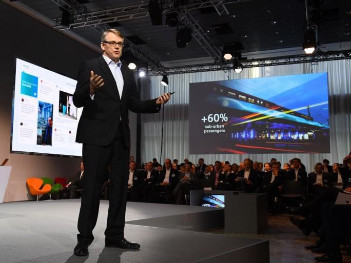 """""""Durch intelligente Algorithmen zu 100-prozentiger Fertigungsqualität"""", Horst J. Kayser, Chief Strategy Officer, Siemens AG (Bild: Siemens)"""