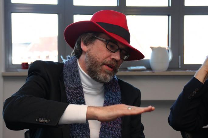 Jan Wildeboer, Evangelist bei Red Hat (Bild: Martin Schindler)