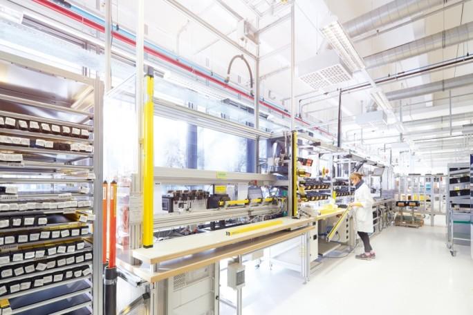 Sensor-Hersteller SICK aus Waldkirch bei Freiburg im Breisgau, verwaltet den Barcode- und SAP-Druck mit einer zentralen Lösung. (Bild: SICK)