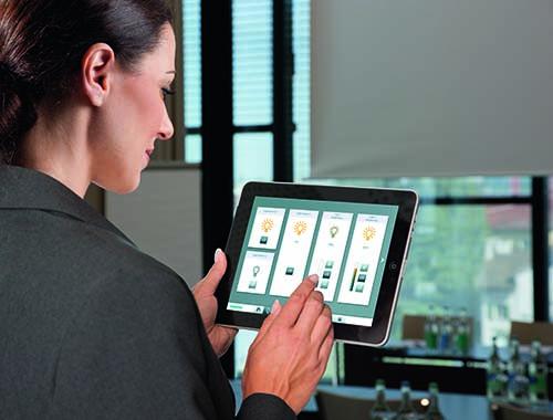 Über die von dem Leck betroffenen Web-Module lässt sich beispielsweise die Heizung von Sitzungsräumen steuern. (Bild: Siemens)