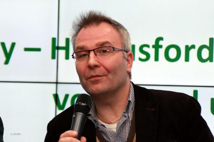 Mirco Rohr, Global Evangelist beim Antivirushersteller Bitdefender: