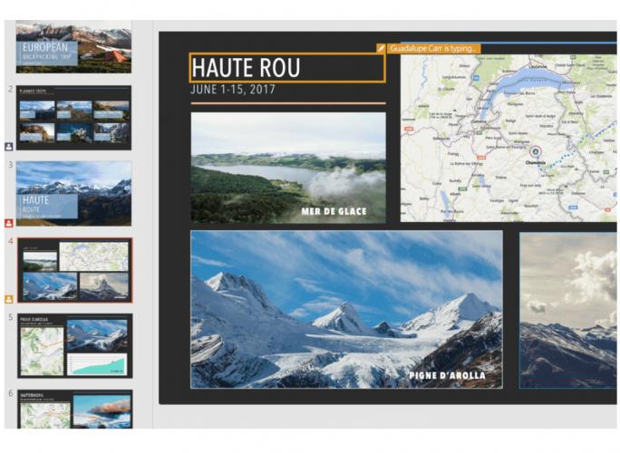 Office-365-Nutzer können PowerPoint-Präsentationen gemeinsam in Echtzeit bearbeiten (Bild: Microsoft).