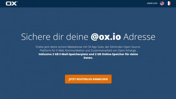Anmeldungen für die etwas mager ausgestattete Versuchsversion sind ab sofort möglich. Verbesserungen sind schon in Aussicht gestellt (Screenshot: silicon.de)