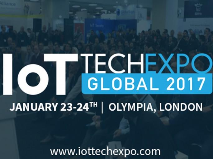 IoT TechExpo Global London 2017 (Grafik: Veranstalter)