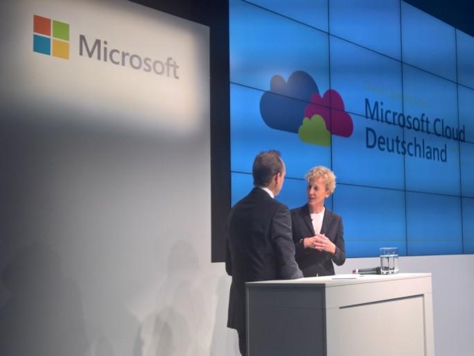 Sabine Bendiek, Vorsitzende der Geschäftsführung, Microsoft Deutschland (Bild: Rüdiger)