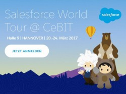 Salesforce World Tour CeBIT 2017 (Grafik: Salesforce)