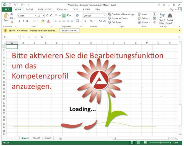 In solchen Excel-Dateien ist der virtuelle Schädling eingebettet. (Bild: CheckPoint)