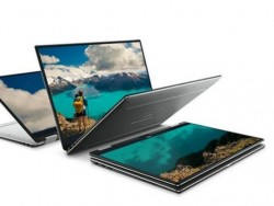 Dell XPS 13 als Convertible. (Bild: Dell)
