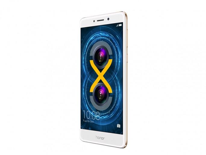 Mit dem Honor 6X will die Huawei-Tochter ein leistungsfähiges Gerät zum moderaten Preis anbieten. (Bild: Honor)