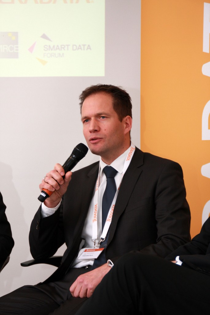 Jack Thoms, Senior Consultant Deutsches Forschungszentrum für künstliche Intelligenz (DFKI), Leiter Smart Data Forum und Mitglied des Arbeitskreises Big Data beim Bitkom (Bild: M. Schindler).