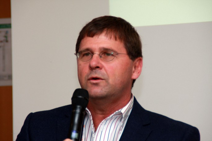 Thomas Fastner, CTO Teradata Database (Bild: Martin Schindler)