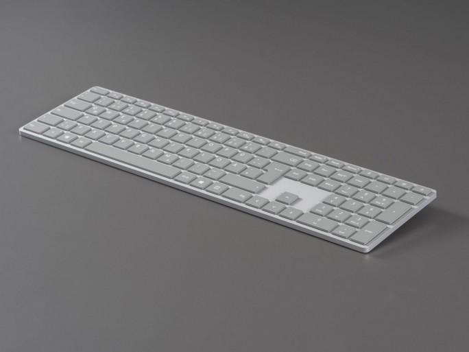 Surface Tastatur (Bild: Microsoft)