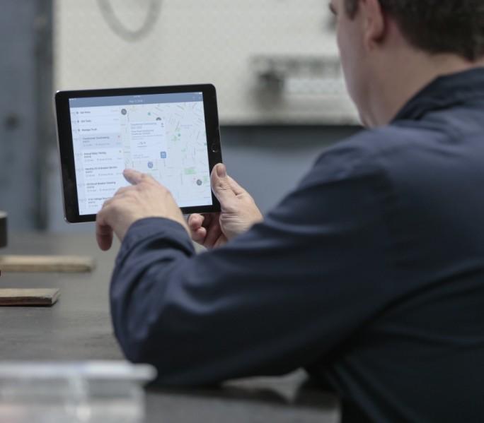 iOS-Anwendungen für SAP Cloud Platform und die Schnittstelle Fiori macht eine Partnerschaft zwischen Apple und SAP möglich. (Bild: SAP)
