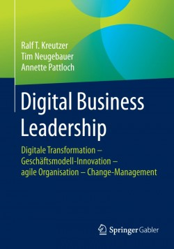 "Tim Neugebauer ist Geschäftsführer der DMK E-Business GmbH und Mitautor des Buches ""Digital Business Leadership"" (Bild: Digital Business Leadership, Springer Gabler)"