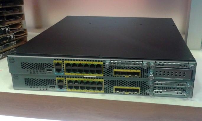 Die Next-Generation-Firewall Cisco Firepower 2100 gibt es in zwei Modellvarianten und jeweils zwei Ausführungen (Bild: silicon.de)