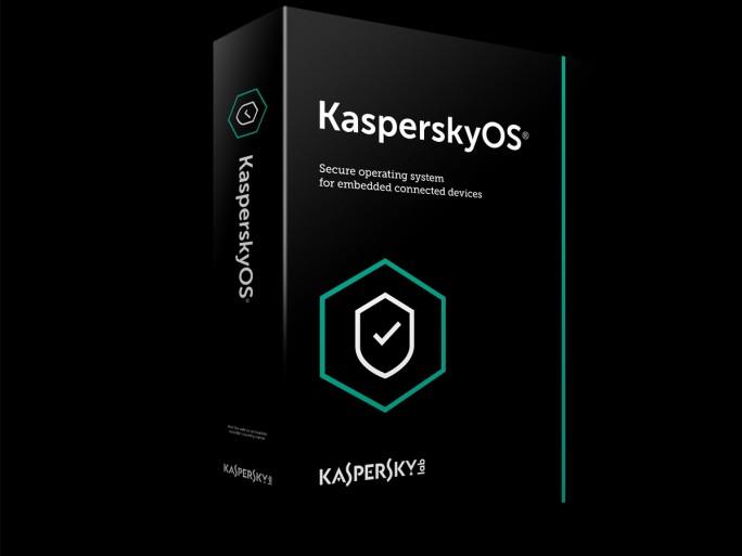KasperskyOS (Grafik: Kaspersky Lab)