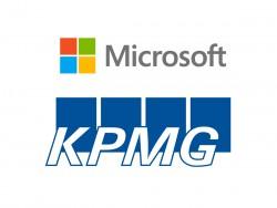 Kooperation Microsoft KPMG (Grafik: silicon.de)