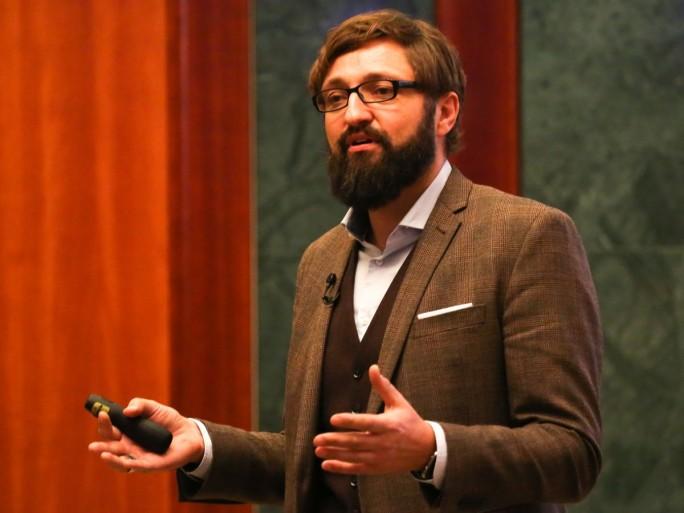 Oliver Tuszik, Vice President und Vorsitzender der Geschäftsführung Cisco Deutschland (Bild: Cisco)