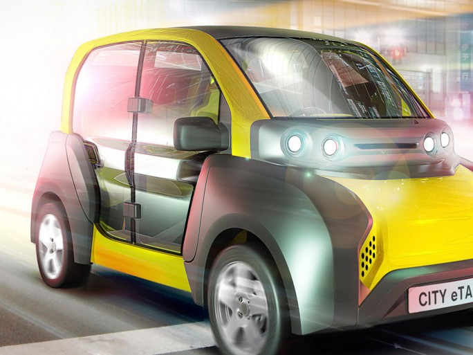 City-e-Taxi (Bild:ACM)