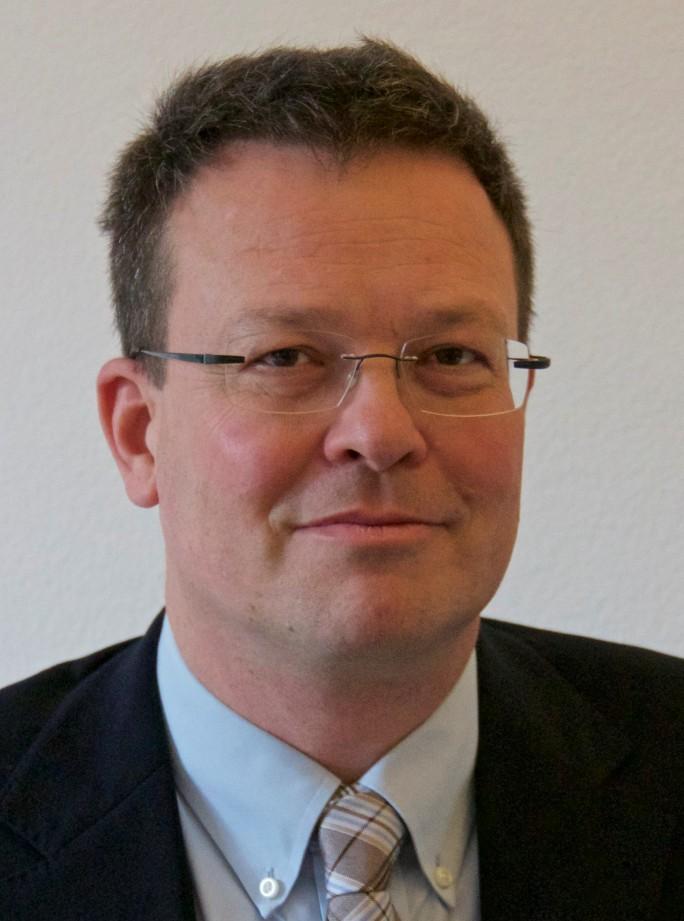 Dominik Ulmer, VP Business Operations EMEA bei Cray Inc.