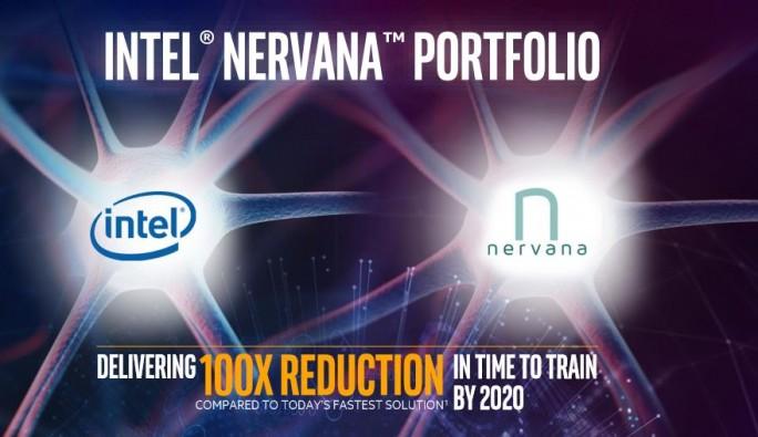 Intels Ziel: Die Zeit, die nötig ist, um ein System zu Trainieren um den Faktor 100 reduzieren. (Bild: Intel)