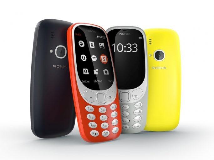 30 Tage Akkulaufzeit im Stand-by, vermutlich der größte Vorteil eines Feature-Phones, wie dem neu aufgelegten Nokia-Klassiker 3310. (Bild: HMD Global)