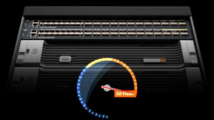 Cisco will mit einem Software-Update älteren HyperFlex-Systemen wieder neues Leben einhauchen. (Bild: Cisco)