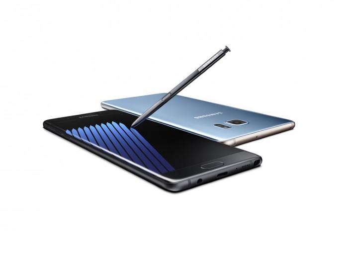 Der Akku des Galaxy Note 7 soll durch ein Software-Update unbrauchbar gemacht werden. (Bild: Samsung)