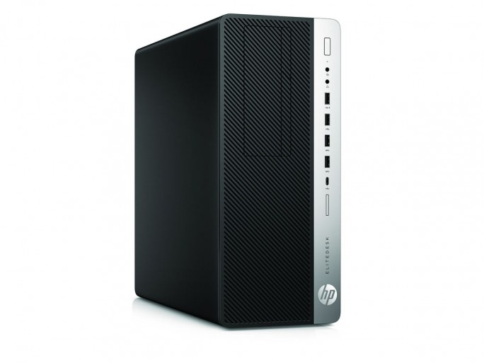 HP EliteDesk 800 G3 Tower (Bild: HP Inc.)