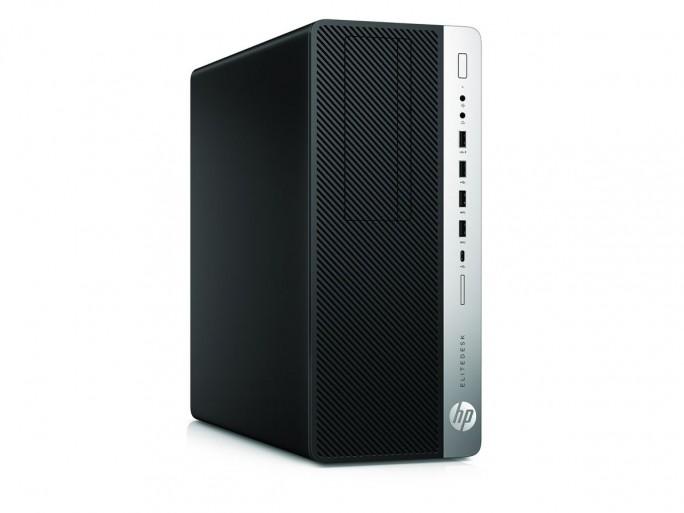 HP EliteDesk 800 G3 Tower (Bild: HP Inc.)