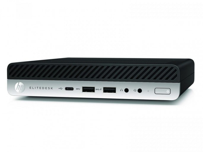 HP EliteDesk 800 Desktop Mini G3 65W (Bild: HP Inc.)