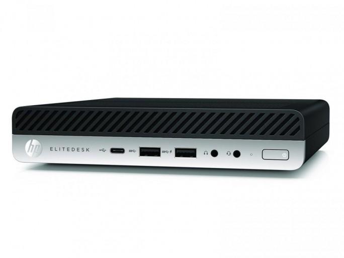 HP EliteDesk 800 Desktop Mini G3 65W (Bild: HP Inc.)