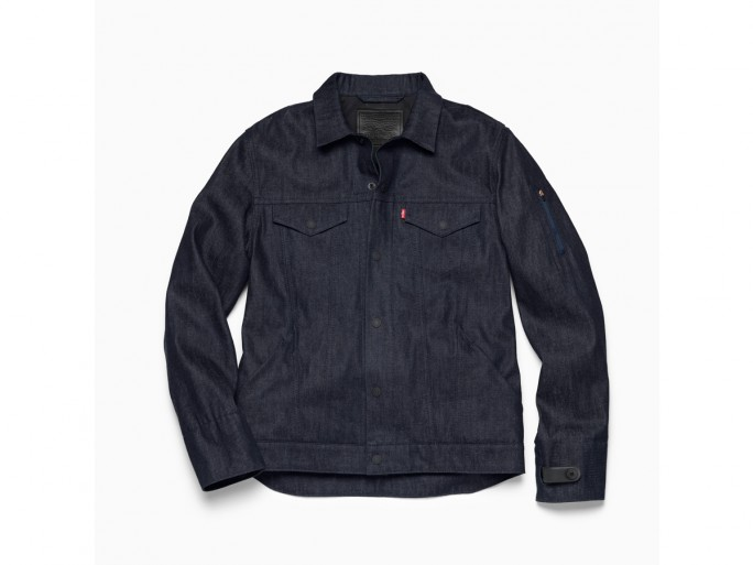 Commuter Trucker Jacket (Bild Levi Strauss)