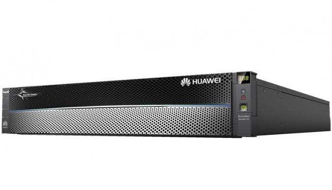 Mit dem OceanStor Dorado V3 hat Huawei ein All-Flash-Array für datenintensive Unternehmensanwendungen angekündigt. (Bild: Huawei)