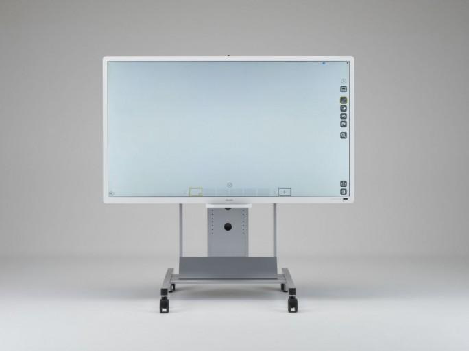 Interactive-Whiteboard mit IBM Watson (Bild: Ricoh)