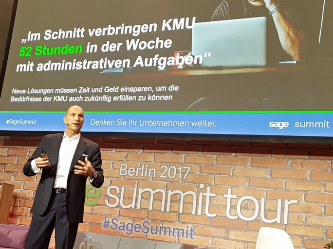Sage Summit 2017 (Bild: Sage Software)