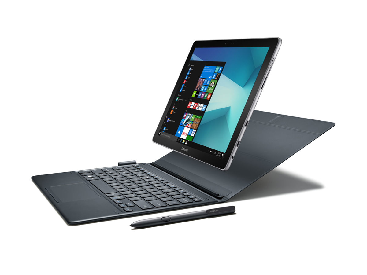 Samsung Stellt Windows 10 Tablet Galaxy Book Vor Silicon De