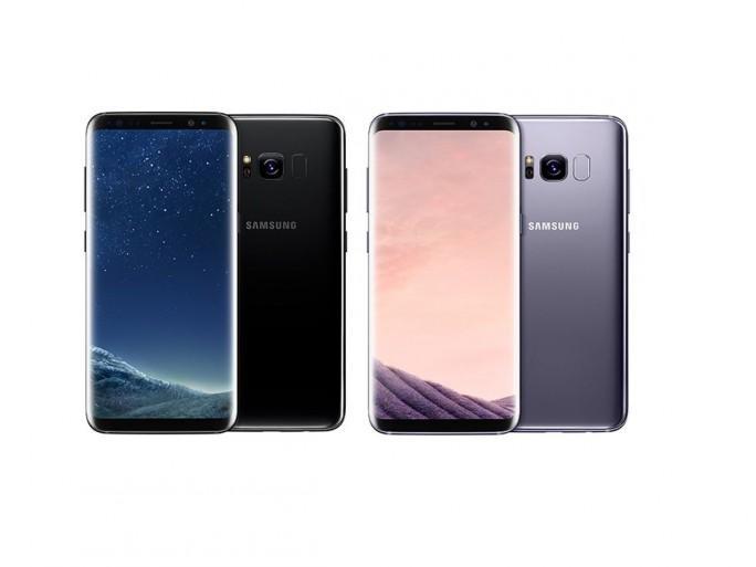 Mit einem neuen klappbarem Gerät experimentiert Samsung mit einem Smartphone mit zwei Bildschirmen. (Bild: Samsung)