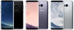 Samsung Galaxy S8 (Bild: Samsung)