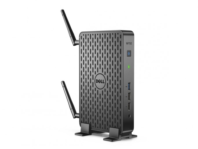 Thin Client Dell Wyse 3030LT (Bild: Dell)