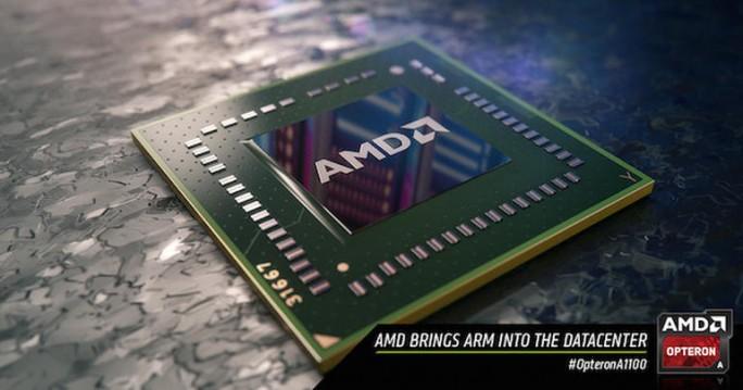 AMD Opteron 1100  (Bild: AMD)