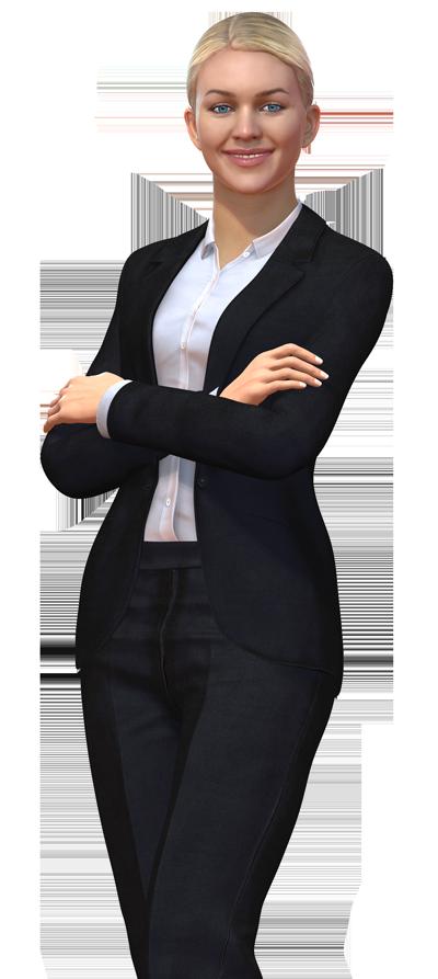 Amelia nennt sich die digitale und lernfähige Assistentin von IPsoft. Die KI-Lösung ist ab sofort auch über die Telekom Cloud zu haben. (Bild: IPsoft)