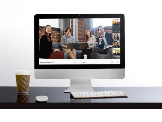 Hangouts Meet (Bild: Google)