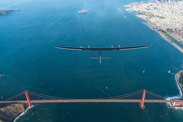 QNX unterstützt die Pazifik-Überquerung des Solarflugzeugs Impulse 2. (Bild: BlackBerry)