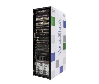 VersaStack-Hardware. (Bild: IBM)