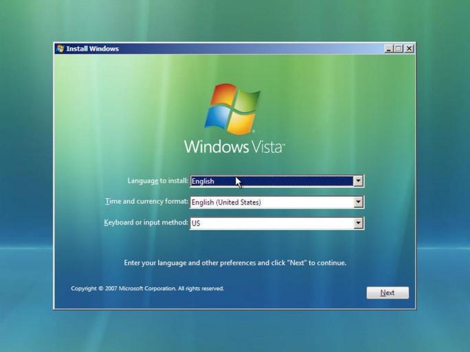 Mit dem 11. April endet auch der erweiterte Support von Windows Vista. (Bild: ZDNet.com)